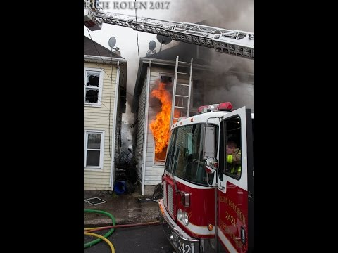Easton, Pennsylvania House Fire
