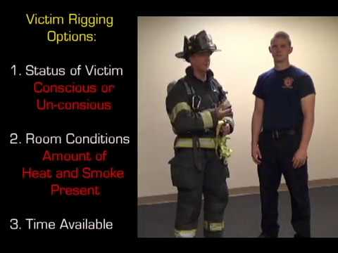 FF VRS Harness and Attachment Options for Victim Rescue - PART 1