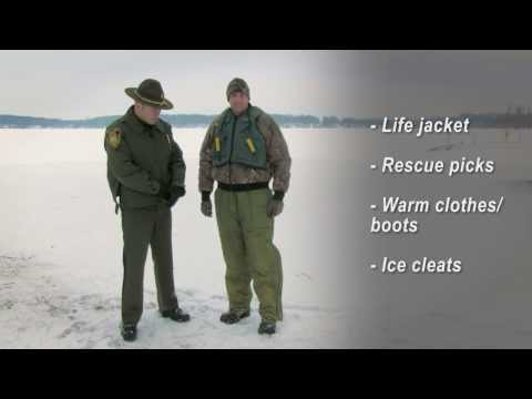 Know Before You Go - Ice Safety