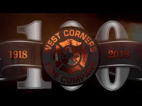 West Corners Fire - 2018 Helmet Cam