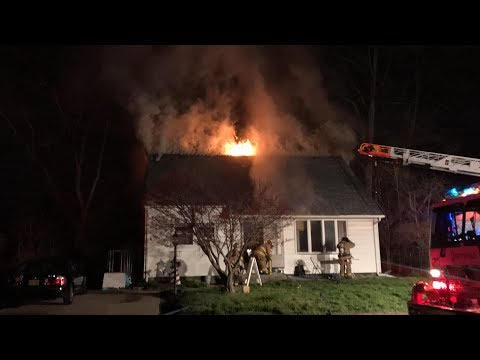 Deptford, NJ All Hands Working Dwelling Fire