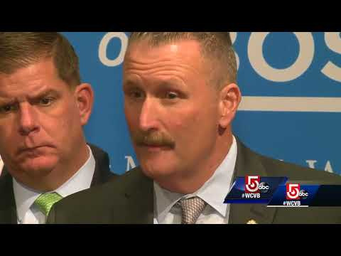 Boston Officials Discuss Collapse of Tower Ladder
