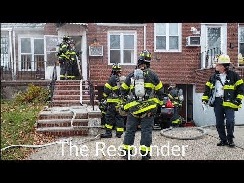 Queens, NY Basement Fire