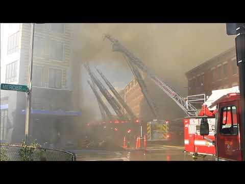 Boston Fire Department 7-Alarms