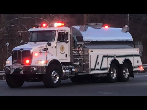 West Chester Fire Department Dwelling Fire Response