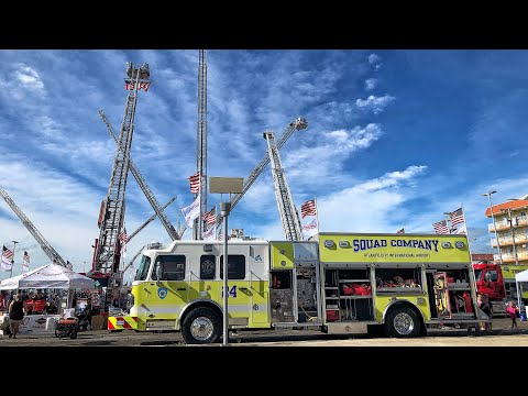 Wildwood NJ State Firefighter's Convention 2018