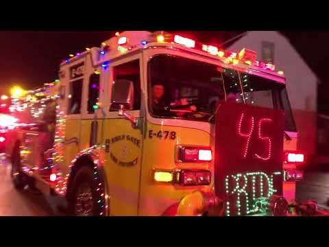 2018 Washingtonville Christmas Parade