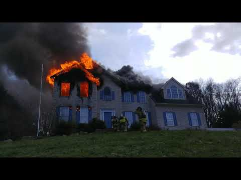 Westminster, MD House Fire