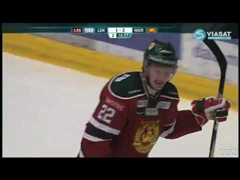 Henrik Eriksson gör mål - och kramar Alen Bibic | 11-10-31 | Funny Goal Celebration