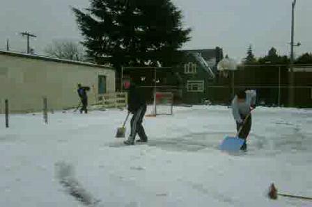 12/20/2008 Snow game