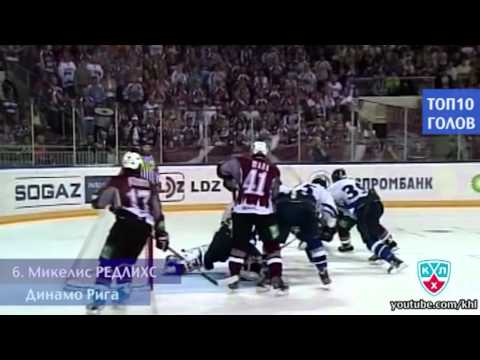 Jan Bulis : Best goal in the KHL in 2011