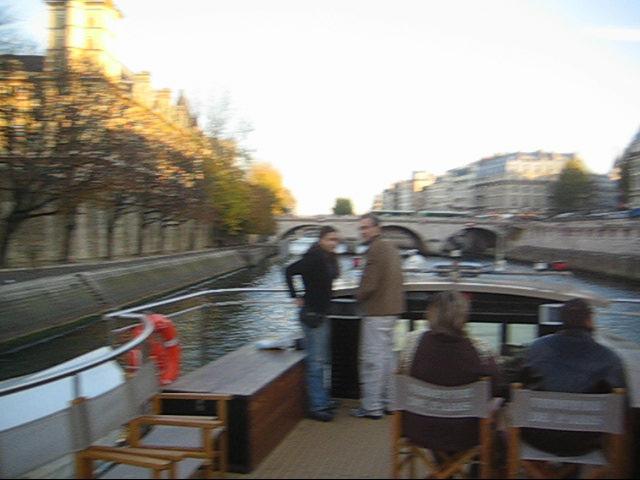 Paris by river