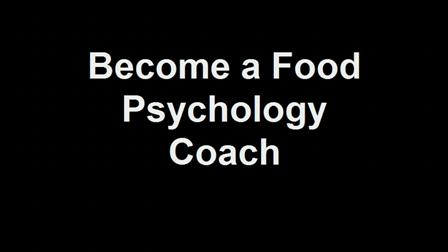 Become a Food Psychology Coach