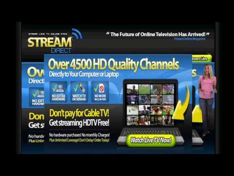 Stream Direct TV