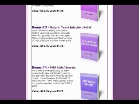 3 Days to Permanent Bacterial Vaginosis Relief Treatment