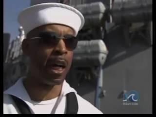 USS ARLEIGH BURKE DEPLOYS