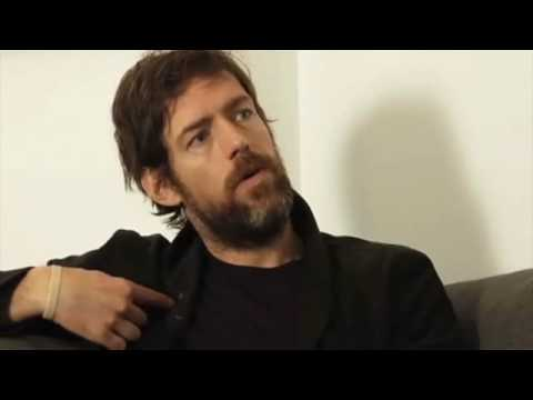 Ed O' Brien interview!Ed is so sexy, handsome!Tomorrow 15th is Ed's Birthday!Cheers ED!/