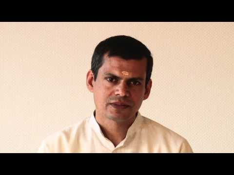 What is Vedic Psychology?  Harilal answers
