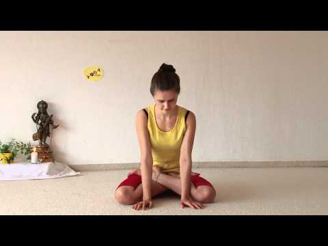 Mahavedha Mudra in Kapalabhati - Advanced Yoga Breathing exercise