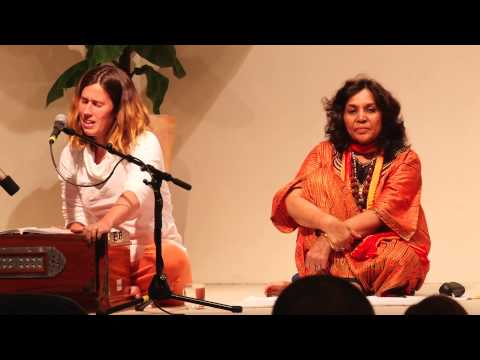 May the Love we Share - Spiritual Chanting mit Satyadevi