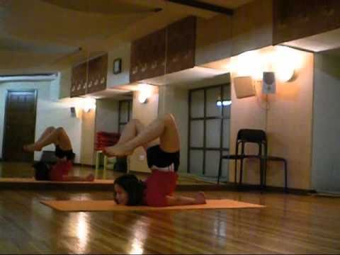 Viparita Shalabhasana  inverted  Locust pose