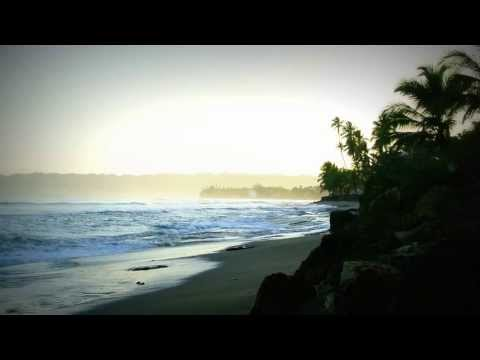 A Morning in the Caribbean +++ The Sound of Waves +++ Meditative Nature Sounds +++ HD