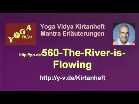 The River is Flowing - Erklärungen 560