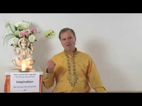 Inspiration - Sukadevs Yoga-Video-Lexikon der 1008 Tugenden