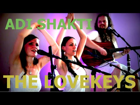 THE LOVE KEYS & ANANDINI - ADI SHAKTI - OPEN LOTUS KÖLN 2014