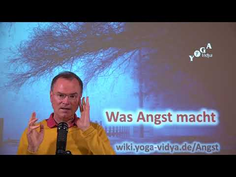 Was Angst macht? - Frage an Sukadev