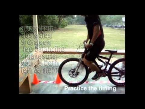 Mtb trial tutorial for trackstand two 280416