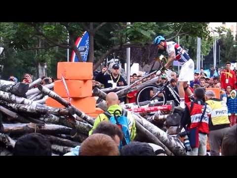 World Champs - Trials - Elite Men 26inch - 2015