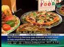 Jackie Graff R.N. B.S.N on CNN Headline News with raw food