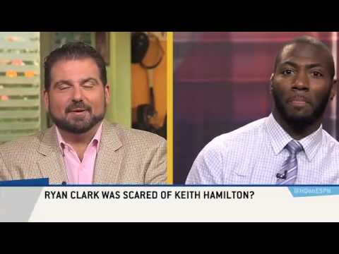 Ryan Clark on his near death experience on Highly Questionabl