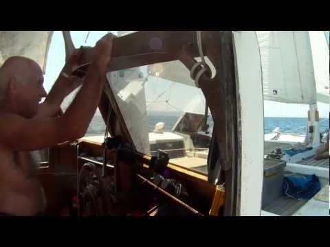 Tikimata sailing