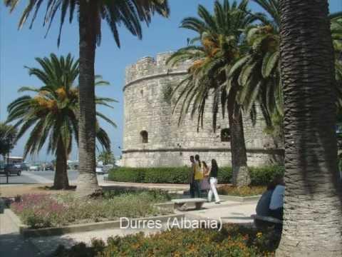 Cruising Along the Eastern Coast of the Adriatic Sea.