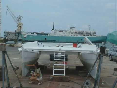 Tiki 26 Interiors and Modifications