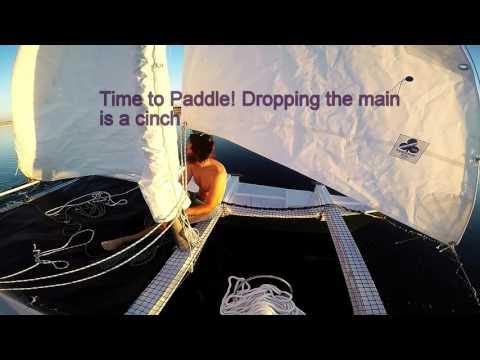 Tiki 21 Sailing