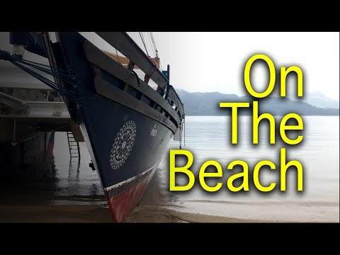 Episode One - We beach the boat!
