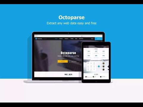 Octoparse Tutorial: How to Use Octoparse to Make a Crawler?
