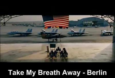 Take My Breath Away - Berlin - Lyrics - English - Subtitulada Español - Sub Eng Esp