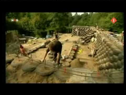 EARTHSHIP PROJECT IN THE NETHERLANDS / EARTHSHIP IN NEDERLAND