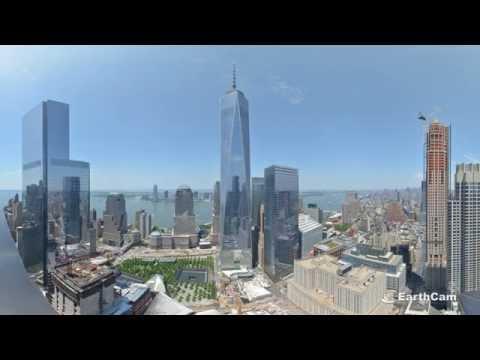 11 jaar bouwen aan nieuw WTC in 2 minuten samengevat.