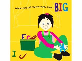 """ I Feel"": A Big Heart Kids E-Book"