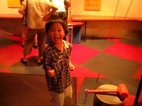เด็กสองภาษา พาเที่ยว Singapore Science Centre