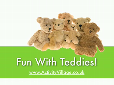 Fun With Teddies