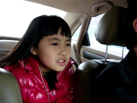 น้องยูมีกับการฝึกออกเสียงภาษาจีน