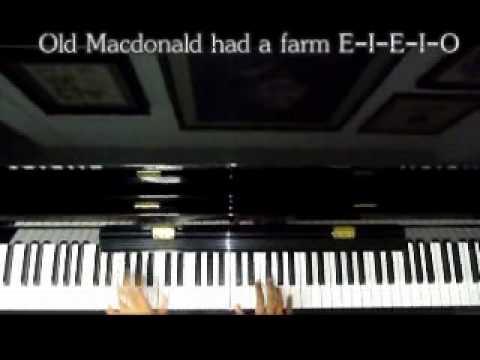 English By Song (Old Macdonald)