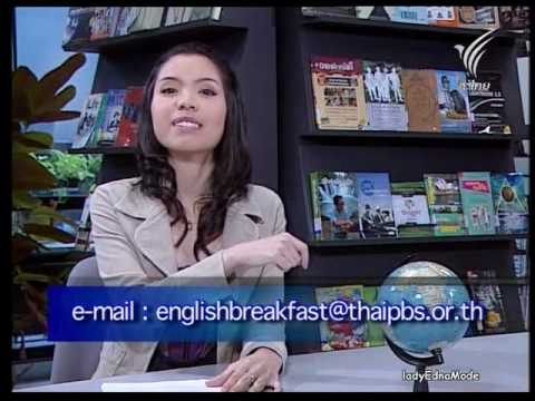 English Breakfast - ch & sh pronunciation 24.7.10