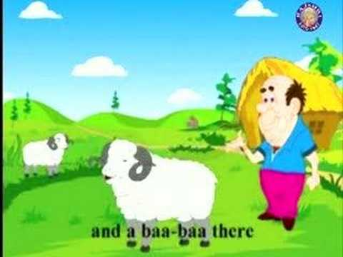 Nursery Rhymes - Old McDonald
